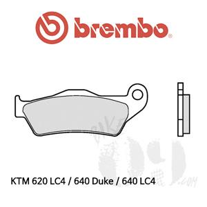 KTM 620 LC4 / 640 Duke / 640 LC4 / 브레이크패드 브렘보 신터드 스트리트