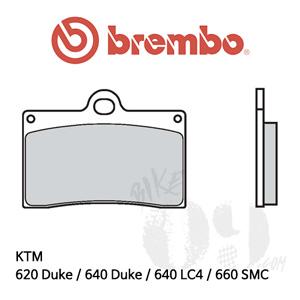KTM 620 Duke / 640 Duke / 640 LC4 / 660 SMC / 브레이크패드 브렘보 신터드 스트리트