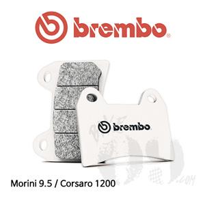 Morini 9.5 / Corsaro 1200 / 브레이크패드 브렘보 신터드 스트리트 07BB19LA