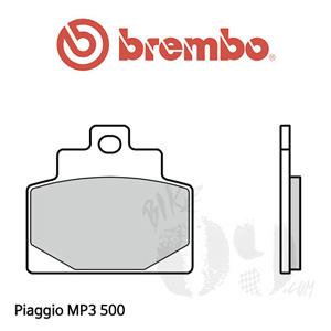 Piaggio MP3 300/500 LT ABS 14- Piaggio MP3 500  브레이크패드 브렘보