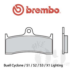 Buell Cyclone / S1 / S2 / S3 / X1 Lighting /브레이크패드 브렘보 신터드 스트리트