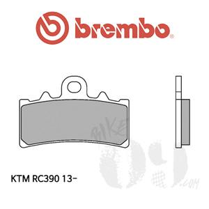 KTM RC390 13- / 브레이크패드 브렘보 신터드 레이싱