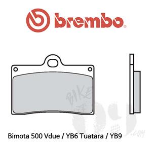 Bimota 500 Vdue / YB6 Tuatara / YB9 / 브레이크패드 브렘보 신터드 레이싱