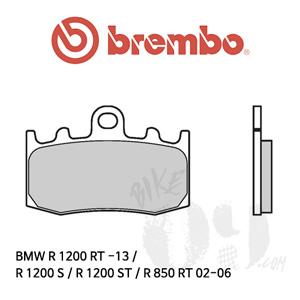 BMW R 1200 RT -13 / R 1200 S / R 1200 ST / R 850 RT 02-06 / 브레이크패드 브렘보 신터드 레이싱