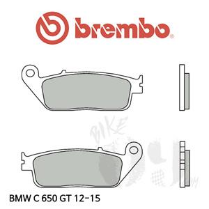 BMW C650GT 12-15 브레이크패드 브렘보