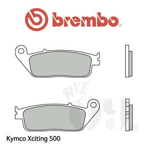 킴코 Xciting 500 브레이크패드 브렘보