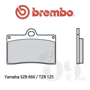Yamaha SZR 660 / TZR 125 / 브레이크패드 브렘보