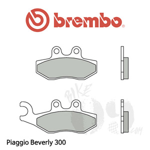 Piaggio Beverly 300 브레이크패드 브렘보