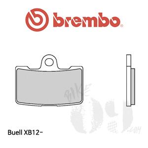 Buell XB12- 브레이크패드 브렘보 신터드 레이싱