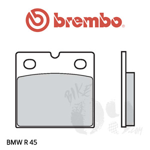 BMW R 45 브레이크패드 브렘보