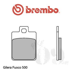Gilera Fuoco500 브레이크패드 브렘보