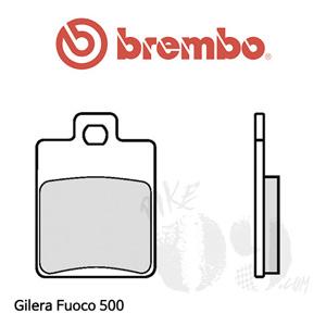 Hengtong caliper Gilera Fuoco 500 브레이크패드 브렘보