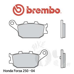 혼다 Forza250 -04 브레이크 패드 브렘보