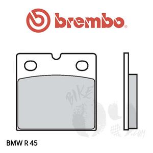 BMW R45 브레이크 패드 브렘보