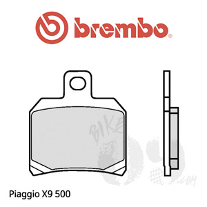 Piaggio X9 500 브레이크 패드 브렘보