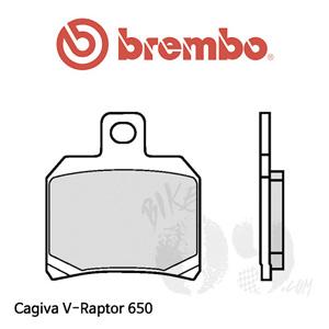 Cagiva V-Raptor 650 브레이크 패드 브렘보 리어