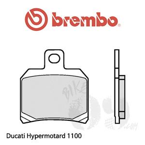 두카티 하이퍼모타드1100/Evo/SP/S  브레이크 패드 브렘보 리어