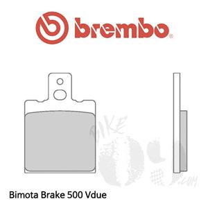 Bimota Brake 500 Vdue 브레이크 패드 브렘보