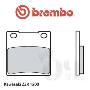 가와사키 ZZR1200 브레이크 패드 브렘보 리어