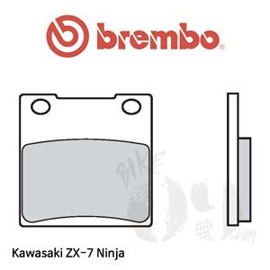 가와사키 ZX-7 브레이크 패드 브렘보 리어