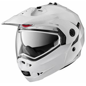카베르그 헬멧 Caberg Tourmax Enduro Helmet (White)