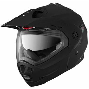 카베르그 헬멧 Caberg Tourmax Enduro Helmet (Black Matt)