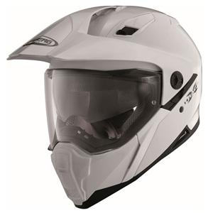 카베르그 헬멧 Caberg Xtrace Enduro Helmet (White)