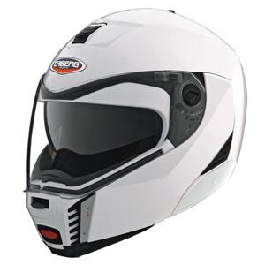 카베르그 헬멧 Caberg Sintesi Flip-Up Helmet (White)
