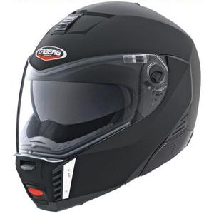 카베르그 헬멧 Caberg Sintesi Flip-Up Helmet (Black Metallic)