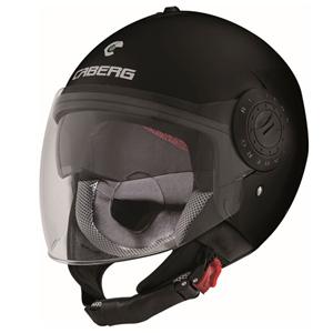 카베르그 헬멧 Caberg Riviera V3 Jet Helmet (Black)