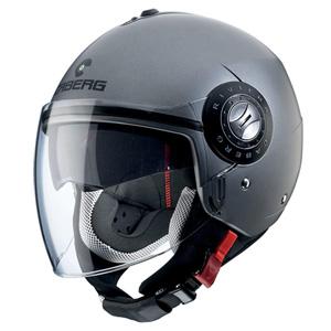 카베르그 헬멧 Caberg Riviera V3 Jet Helmet (Anthracite Matt)