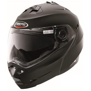카베르그 헬멧 Caberg Duke Flip-Up Helmet (Black Matt)