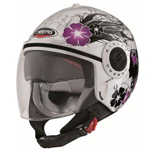 카베르그 헬멧 Caberg Riviera V3 Diva Jet Helmet