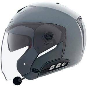 카베르그 헬멧 Caberg Jet Sintesi Jet Helmet (Anthracite)