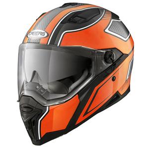 카베르그 헬멧 Caberg Stunt Blade Helmet (Black/Orange)
