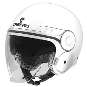 카베르그 헬멧 Caberg Uptown Jet Helmet (White)