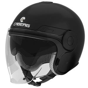 카베르그 헬멧 Caberg Uptown Jet Helmet (Black)