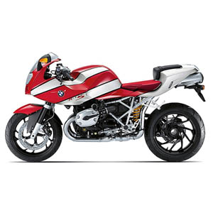 BMW R1200S/Rear Fairings 오토바이 카본