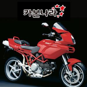 Ducati Multistrada, DS1000 Heel Plates2pcs 오토바이 카본