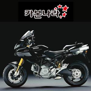 Ducati Multistrada 1000/1100 Single-arm Cover 오토바이 카본