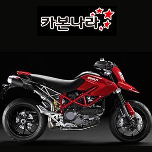 Ducati Hypermotard Multistrada Chain Guard 오토바이 카본