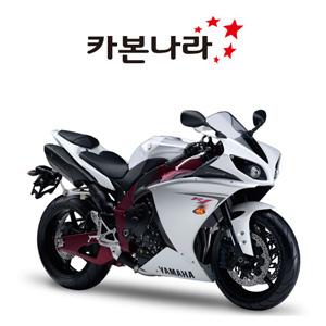 Yamaha R1 Exhaust cover 오토바이 카본