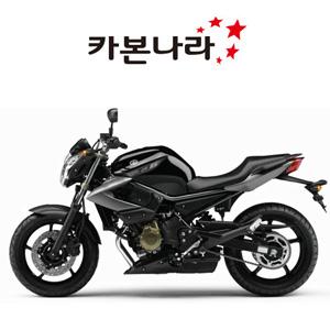 Yamaha XJ6 2009 Light Covers 오토바이 카본