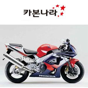 Honda CBR900 00-01 Heel Plates L/H+R/H 오토바이 카본