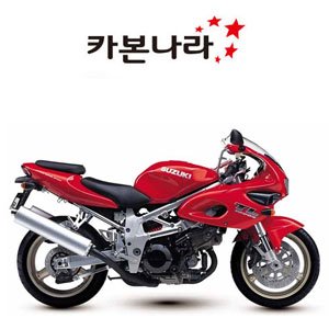 Suzuki TL1000S Clock Around 오토바이 카본