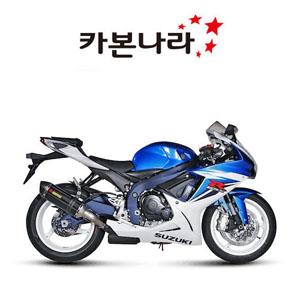 Suzuki GSR 750 2011-2013 Number Plate Holder 오토바이 카본