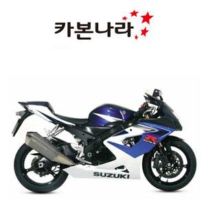 Suzuki GSXR 1000 05-06 Exhaust holder 오토바이 카본