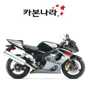 Suzuki GSXR 1000 01-04 Chain Guard 오토바이 카본