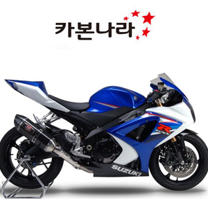 Suzuki GSXR 1000 07/08 Nose fairing 오토바이 카본