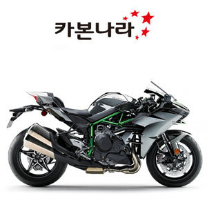 Kawasaki H2 Side Panels 오토바이 카본